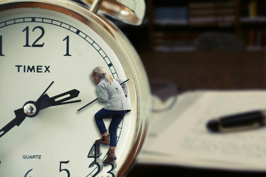 checklist du travail en autonomie : savoir doser son temps