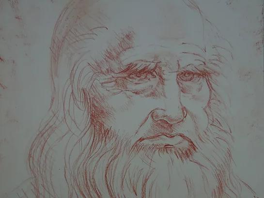 dessin_inspiration_da_vinci_portrait_homme_age_regard_portrait_de_metier_#2_place_plume