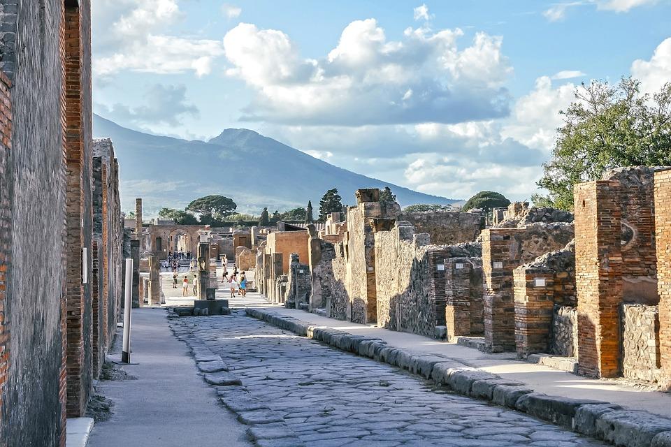 pompei_vesuve_rue_antique_ruine : Découvre ma passion pour Pompéi !