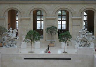 musee du louvre à paris - centre de documentation et de recherche en antiquité classique