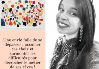 Amélie Hajjouai : portrait de métier pour Place plume : assistante de commissaire-priseur