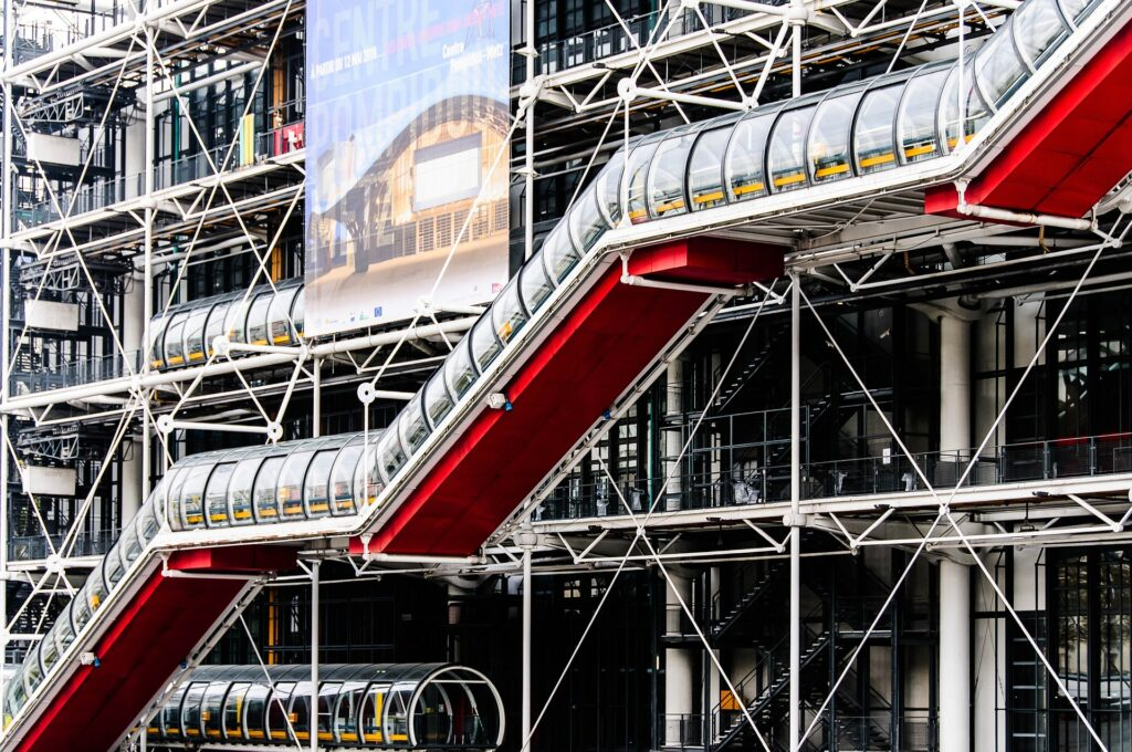 Centre Pompidou à Paris - Les bibliothèques parisiennes : comment s'y retrouver ?
