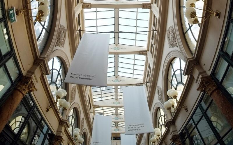 Galerie Colbert de l'INHA - 5 bibliothèques parisiennes spécialisées pour Place plume