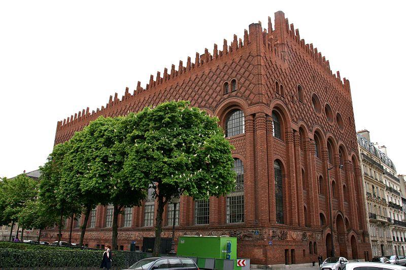 Institut d'Art et d'Archéologie - Paris - 5 bibliothèques parisiennes spécialisées pour Place plume